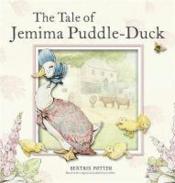 Tale of Jemima Puddle-Duck ; board book - Couverture - Format classique