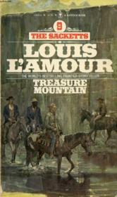 Treasure Mountain - Couverture - Format classique