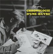 Franquin ; chronologie d'une oeuvre - Couverture - Format classique