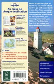 Danemark (2e édition) - 4ème de couverture - Format classique