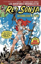 Les aventures originales de Red Sonja T.1 ; les années Marvel : 1975-1976 - Couverture - Format classique