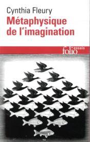Métaphysique de l'imagination - Couverture - Format classique