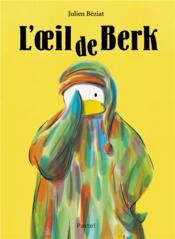 L'oeil de Berk - Couverture - Format classique