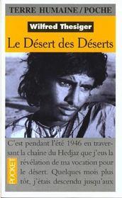 Le desert des deserts - Intérieur - Format classique