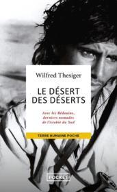 Le desert des deserts - Couverture - Format classique