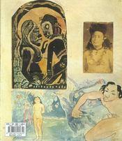 Revue Dada N.95 ; Gauguin A Tahiti - 4ème de couverture - Format classique