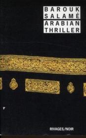 Arabian thriller - Couverture - Format classique