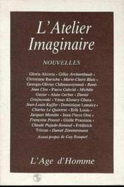 Atelier Imaginaire 1990 Nouvelles - Couverture - Format classique