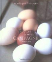 Les Recettes De Ma Campagne - Couverture - Format classique