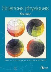 Sciences physiques seconde - Couverture - Format classique