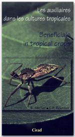 Les auxiliaires dans les cultures tropicales - Couverture - Format classique