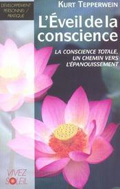 Entrainer sa conscience - Intérieur - Format classique