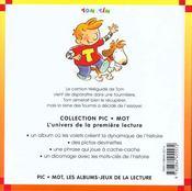 Carrosse des fourmis (le) - 4ème de couverture - Format classique