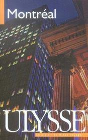 Montreal (10e Edition - Intérieur - Format classique