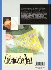 Gravure sur metal (la) - 4ème de couverture - Format classique