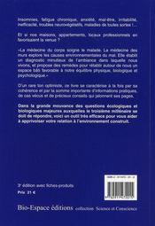 Médecins des murs - 4ème de couverture - Format classique