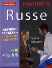 telecharger Russe – methode express – special debutants livre PDF/ePUB en ligne gratuit