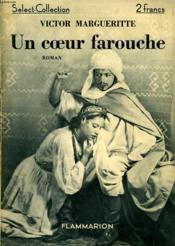 Un Coeur Farouche. Collection : Select Collection N° 103. - Couverture - Format classique