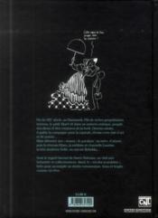 Le roi des scarabées - 4ème de couverture - Format classique