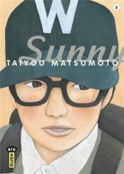 Sunny t.2 - Couverture - Format classique