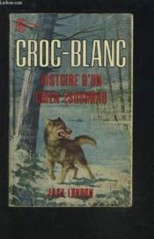 Croc-Blanc. - Couverture - Format classique