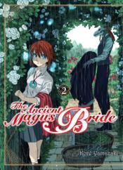 The ancient magus bride T.2 - Couverture - Format classique