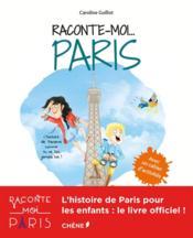 Raconte moi... Paris - Couverture - Format classique