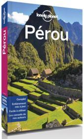 Pérou (6e édition) - Couverture - Format classique