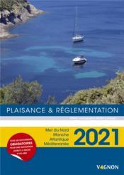 Plaisance et réglementation (édition 2021) - Couverture - Format classique