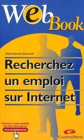 Webbook Recherche D'Emploi Sur Internet - Intérieur - Format classique