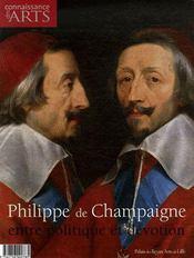 Connaissance Des Arts N.318 ; Philippe De Champaigne, Entre Politique Et Et Dévotion - Intérieur - Format classique