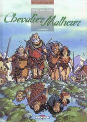 Chevalier Malheur T.2 ; Citadelle - Intérieur - Format classique