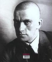 Portraitures - 4ème de couverture - Format classique