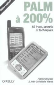 Palm A 200% - Couverture - Format classique