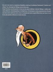 Homoblicus - 4ème de couverture - Format classique