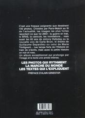 L'Annee Match 2003 - 4ème de couverture - Format classique
