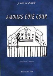Amours Cote Cour - Couverture - Format classique
