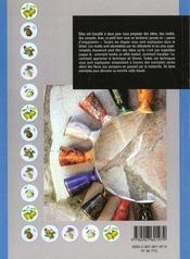 Technique & motifs sur porcelaine - 4ème de couverture - Format classique