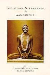 Bhagawan nityananda de ganeshpuri - Couverture - Format classique