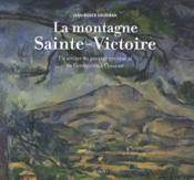 La Montagne Sainte-Victoire - Couverture - Format classique