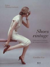 telecharger Shoes vintage livre PDF/ePUB en ligne gratuit