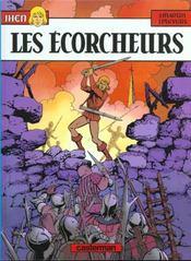 Jhen T.3 ; Les Ecorcheurs - Intérieur - Format classique