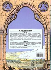 Jhen T.3 ; Les Ecorcheurs - 4ème de couverture - Format classique