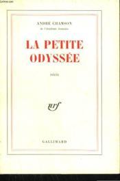 La Petite Odysee. - Couverture - Format classique