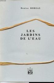 Les Jardins De L Eau - Couverture - Format classique