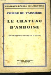 Le Chateau D'Ambroise. - Couverture - Format classique