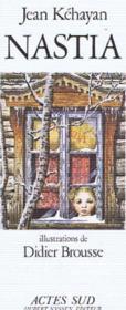 Nastia - Illustrations - Couverture - Format classique