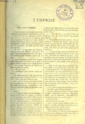 L'Emprise - Couverture - Format classique