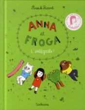 Anna et Froga ; INTEGRALE T.1 A T.5 - Couverture - Format classique