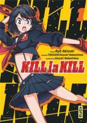 Kill la kill t.1 - Couverture - Format classique